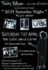 Saturday 1st April 2000, Drum Media