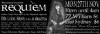 Monday 27th November 2000, Drum Media